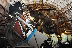 Завершено расследование дела о крушении поезда в московском метро