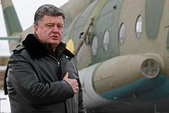 Порошенко заявил о реальном соблюдении перемирия в Донбассе
