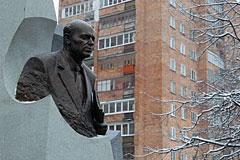 В Нижнем Новгороде открыли памятник Сахарову