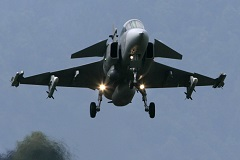 Шведы обвинили самолет ВВС РФ в опасном сближении с пассажирским лайнером