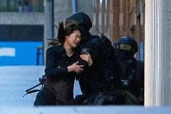 Пятеро заложников смогли выйти из кафе в Сиднее
