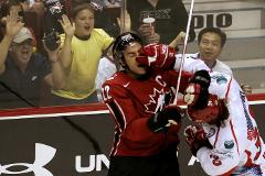 Жена хоккеиста НХЛ Войнова подтвердила факт избиения