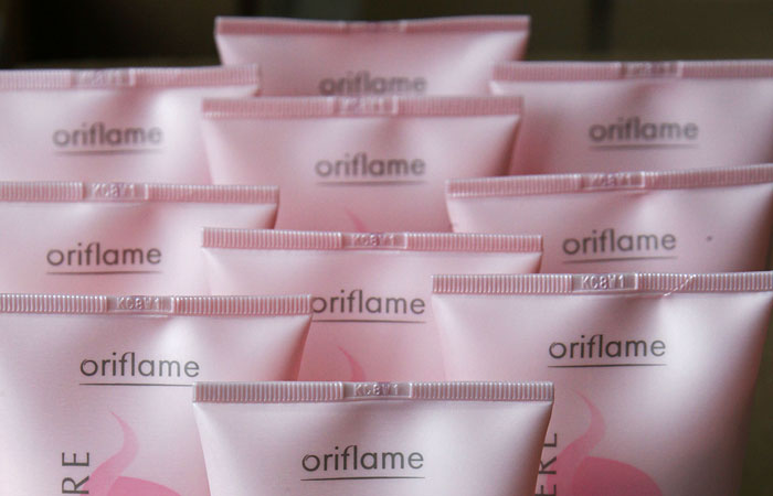 Oriflame объявила о повышении цен в России из-за обвала рубля