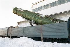 """Россия приступила к созданию боевого железнодорожного ракетного комплекса """"Баргузин"""""""