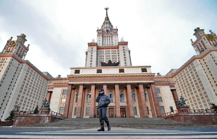 МГУ возглавил международный рейтинг университетов развивающихся стран