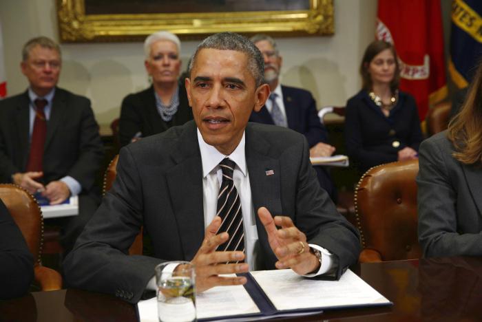 "Обама подписал акт ""О поддержке свободы на Украине"""