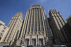 В МИД России задумались об ответных мерах на новые санкции США и Канады