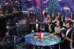 Российские телеканалы представили программы на Новогоднюю ночь