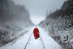 Итоги 2014: железная дорога, остановка по требованию