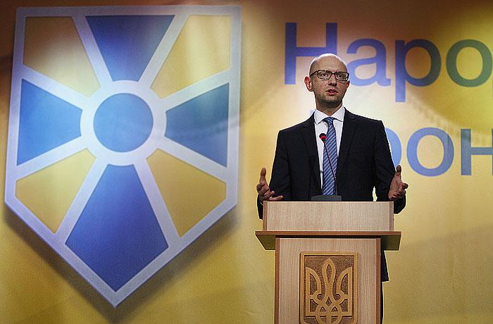 Арсеній Яценюк увійшов до трійки найвпливовіших українців, - «Фокус»