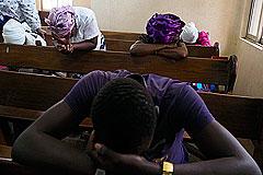 """Боевики """"Боко харам"""" похитили 40 человек в Нигерии"""