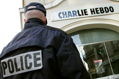 Атака на редакцию Charlie Hebdo
