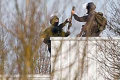 Предполагаемые террористы убиты во французском Даммартене
