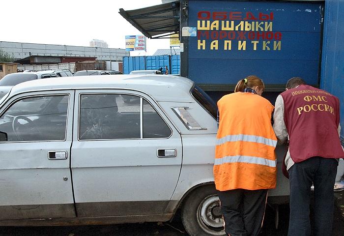 В России вступил в силу закон о запрете на въезд для мигрантов-нарушителей