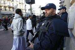 Французскую полицию предупредили о новой террористической угрозе