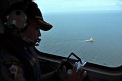 """Обнаружено местонахождение """"черного ящика"""" разбившегося самолета AirAsia"""