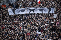 Белый дом прокомментировал отсутствие Обамы на марше в Париже