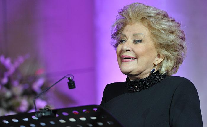 В Германии умерла оперная певица Елена Образцова