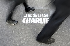 Libération опубликовала обложку нового номера Charlie Hebdo
