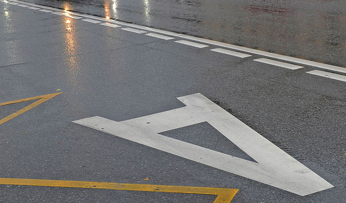 Власти Москвы предложили сузить ширину полос на дорогах