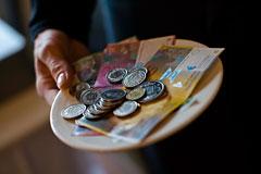 Решение швейцарского ЦБ поколебало доверие к франку