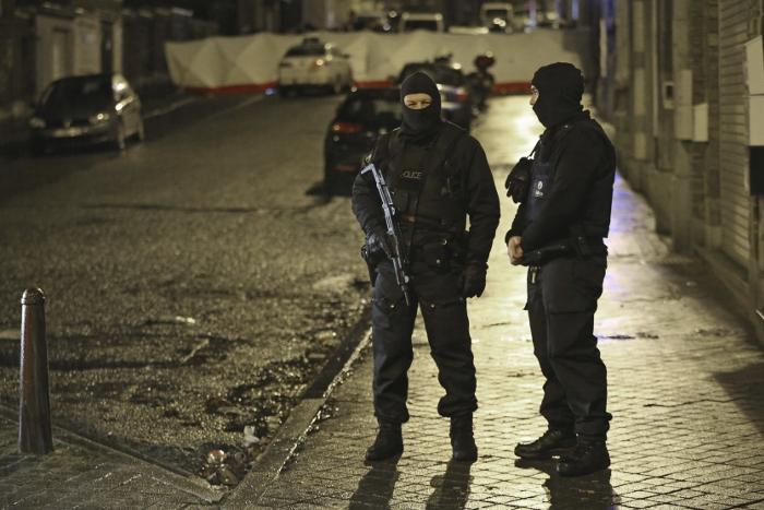 В Бельгии провели антитеррористическую операцию