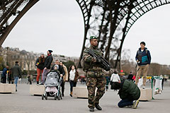 Более 40% французов выступили против публикации карикатур на пророка Мухаммеда