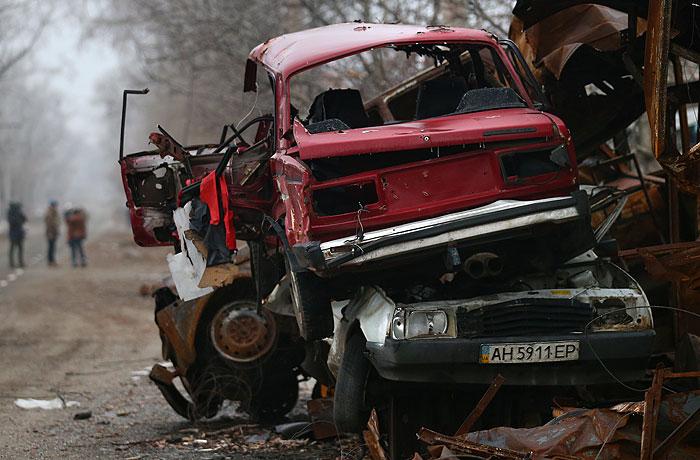 Ополченцы рассказали об отбитых танковых атаках на донецкий аэропорт