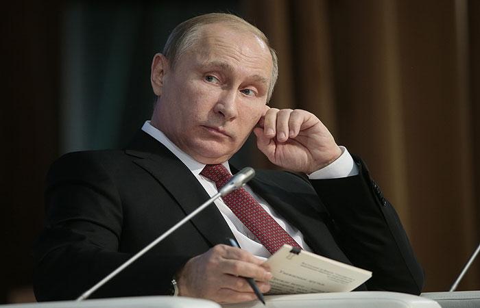 Путин написал письмо Порошенко с планом отвода тяжелой артиллерии в Донбассе