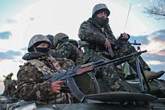 Яценюк предложил увеличить численность Вооруженных сил Украины почти на треть