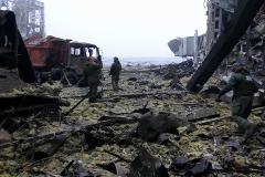 Украинские военные признали сдачу аэропорта Донецка ополченцам