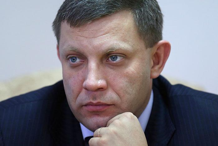 Глава ДНР пообещал отдать приказ не брать пленных