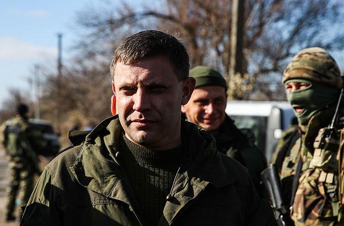 Глава ДНР объявил о начале наступления на Мариуполь