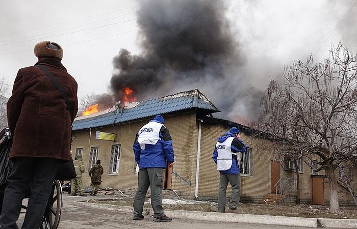Глава ДНР пообещал не штурмовать Мариуполь