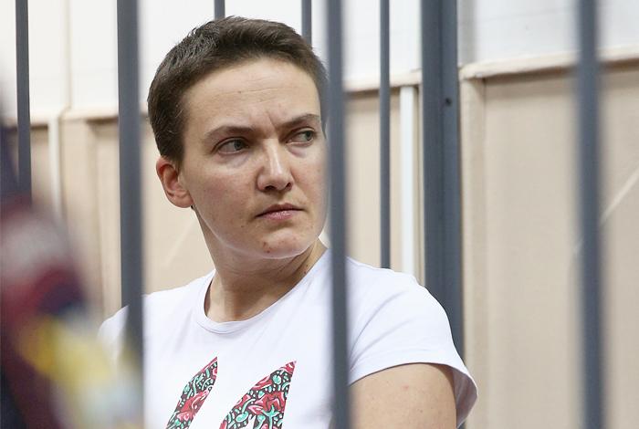 Летчица Надежда Савченко утверждена членом украинской делегации в ПАСЕ