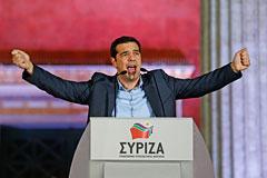 Греческая оппозиция сможет сформировать правительство