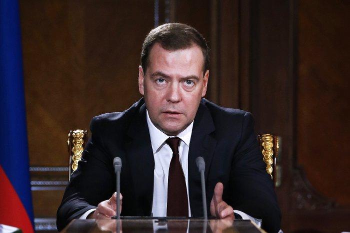 Медведев подписал антикризисный план