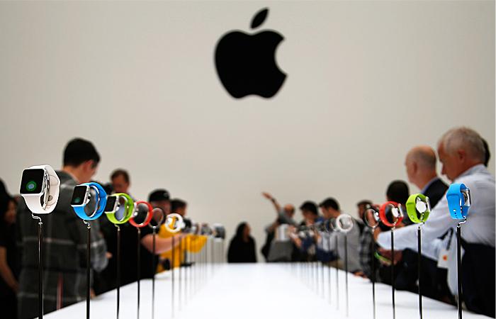 Apple получила рекордную квартальную прибыль в мировой истории