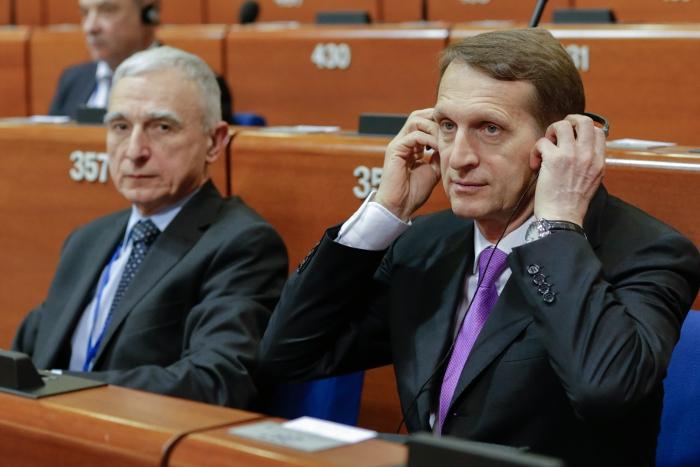 Ассамблея Совета Европы решила не возвращать право голоса России