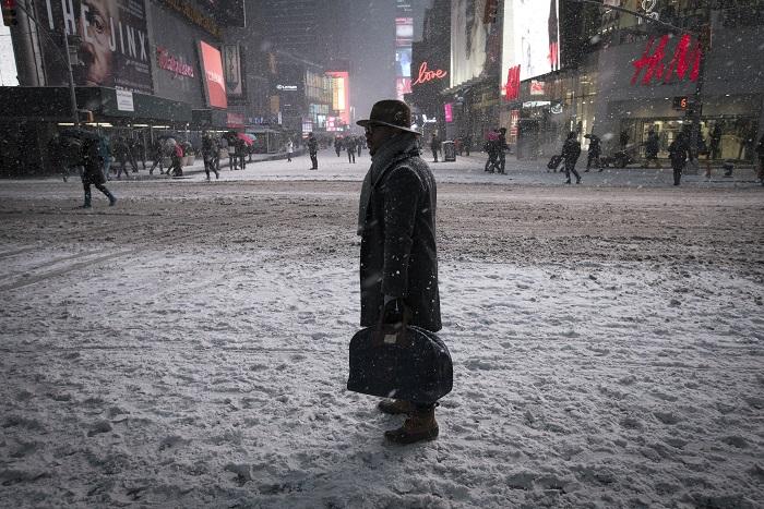 Ущерб от снегопада в Нью-Йорке оценили в $200 млн