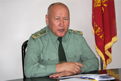 Глава Генштаба Киргизии: надо быть готовым ко всему