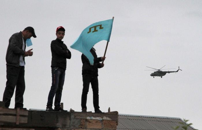 Суд арестовал одного из лидеров крымско-татарского меджлиса