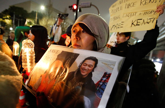 Переговоры с ИГ об освобождении японского заложника зашли в тупик