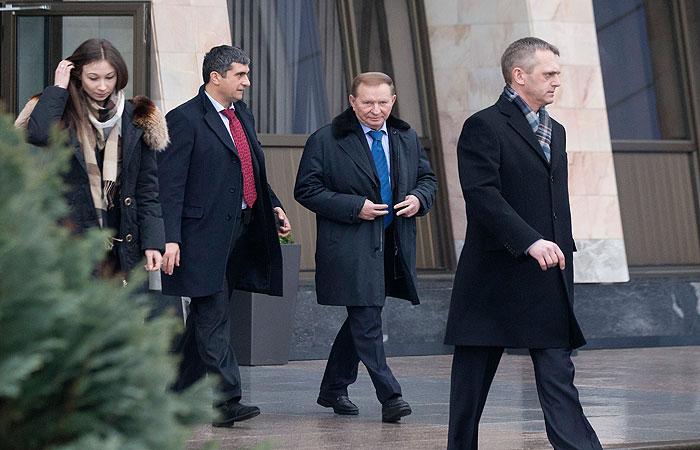 Кучма заявил о срыве минских переговоров по ситуации в Донбассе