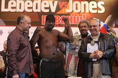 Рябинский отсудил у Дона Кинга $1,6 млн за сорванный бой Лебедев-Джонс