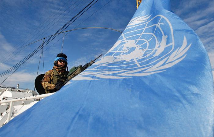 МИД России сообщил о возможной отправке миротворцев ООН в Донбасс