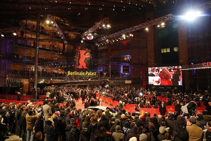 Открылся 65-й Берлинский кинофестиваль
