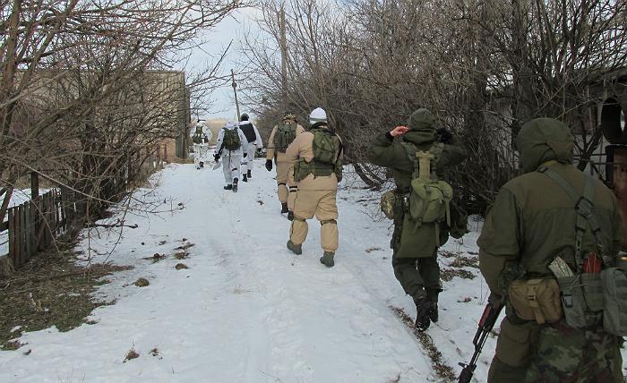 В понедельник в ДНР начнется мобилизация добровольцев