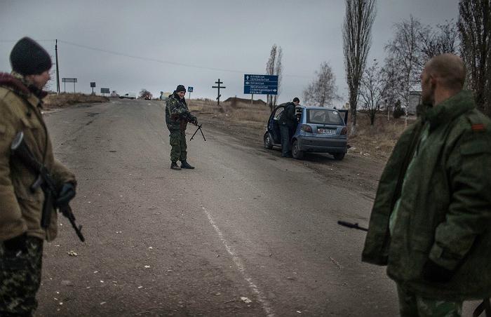 Ополченцы ДНР обвинили украинских силовиков в заброске диверсионных групп