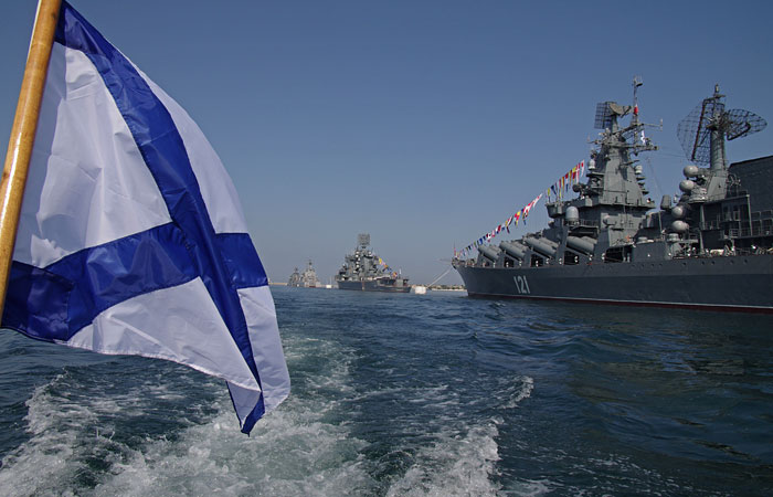Cлужащего Черноморского флота арестовали за шпионаж